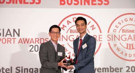 Vinamilk nhận giải thưởng doanh nghiệp xuất khẩu của châu Á năm 2019