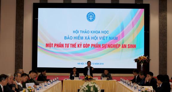 BHXH Việt Nam - Một phần tư thế kỷ góp phần sự nghiệp an sinh