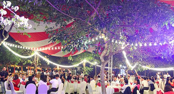 Khám phá địa điểm tổ chức Year End Party ngaygần Hà Nội