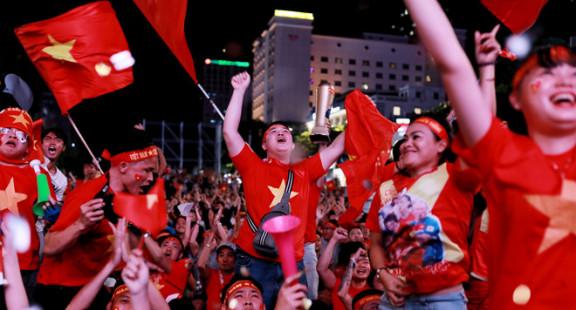 Trực tiếp bóng đá hôm nay:  U.22 Việt Nam sẽ giành chiến thắng để vào chung kết