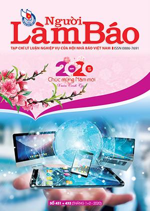Tạp chí Người Làm Báo - số 431+432 (1+2/2020)
