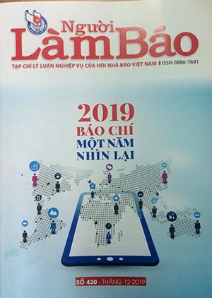 Tạp chí Người Làm Báo - số 430 (12/2019)