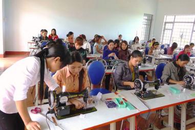 Bắc Giang hỗ trợ chi phí đào tạo nghề ngắn hạn cho lao động nông thôn