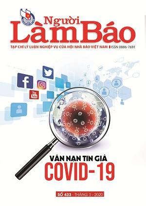 Tạp chí Người Làm Báo - số 433 (3/2020)