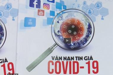 Vấn nạn tin giả Covid-19