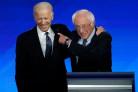 Bầu cử Mỹ 2020: Cựu ứng viên Sanders ủng hộ ông Joe Biden làm Tổng thống