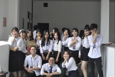 Chương trình tư vấn tuyển sinh - hướng nghiệp dành cho HSSV