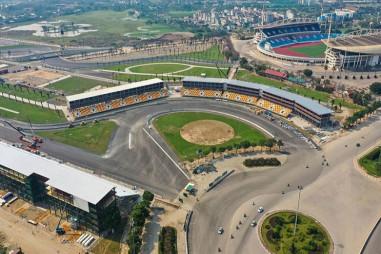Cuối tháng 11/2020: Giải đua xe F1 tại Hà Nội trở lại