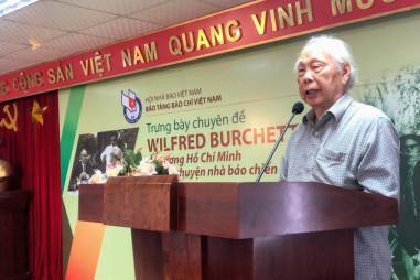 Du ký báo chí của nhà báo Phan Quang