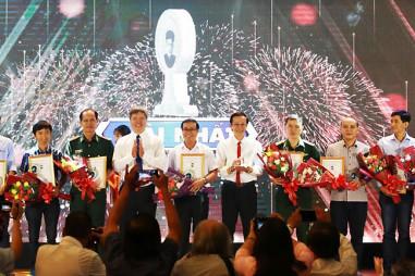 43 tác phẩm được trao Giải báo chí Huỳnh Thúc Kháng tỉnh Quảng Nam