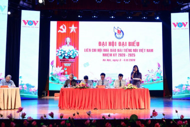 Đại hội Đại biểu Liên Chi hội Nhà báo Đài Tiếng nói Việt Nam