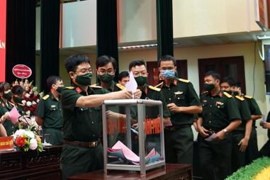 Đại hội đại biểu Liên Chi hội Nhà báo Báo Quân đội nhân dân nhiệm kỳ 2020-2025