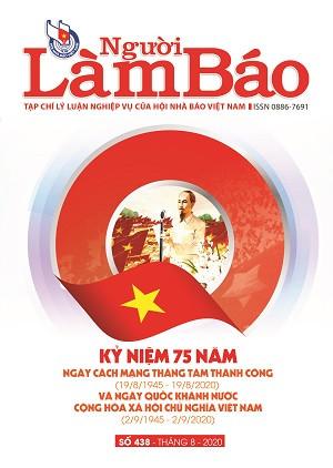 Tạp chí Người Làm Báo - số 438 (8/2020)