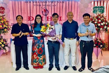 Đại hội lần thứ I Chi hội Văn phòng đại diện và phóng viên thường trú Nghệ An