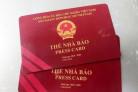 Bộ TT&TT cho phép khai hồ sơ cấp đổi thẻ nhà báo online