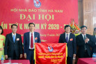 Đại hội Hội Nhà báo tỉnh Hà Nam nhiệm kỳ 2020-2025