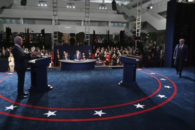 Bầu cử Tổng thống Mỹ 2020: Ủy ban tranh luận sẽ thay đổi dạng thức chương trình