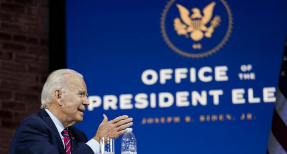 Chính phủ liên bang đồng ý hỗ trợ quá trình chuyển đổi quyền lực của ông Joe Biden