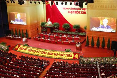 Thông cáo báo chí phiên khai mạc Đại hội XIII