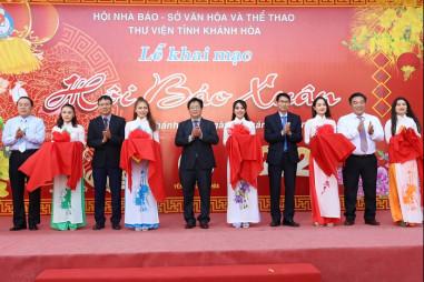 Khánh Hòa:  Khai mạc Hội báo Xuân Tân Sửu 2021