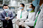 Dịch Covid 19: Mạng lưới đối tác của Bamboo Airways tại Tân Sơn Nhất vẫn an toàn