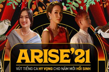 """""""Arise 21 – Ta sẽ hồi sinh"""" tạo ấn tượng mạnh với khán giả"""