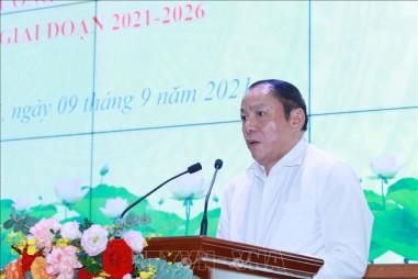 Phát huy hiệu quả sức mạnh giá trị văn hóa dân tộc vào phát triển bền vững đất nước