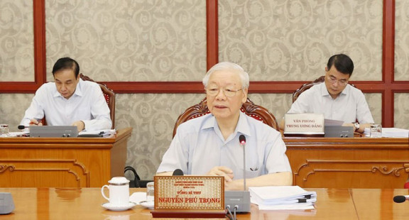 Ban Chỉ đạo Trung ương về phòng, chống tham nhũng có thêm nhiệm vụ