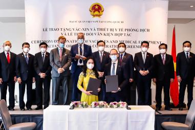 T&T Group và Ørsted hợp tác đầu tư 30 tỷ USDphát triển điện gió ngoài khơi tại Việt Nam