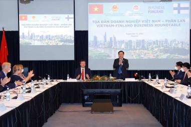Nhiều doanh nghiệp hàng đầu Phần Lan mong muốn hợp tác và đầu tư tại  với Việt Nam