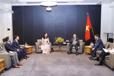 Starup Phần Lan gốc Việt muốn đầu tư tại Việt Nam