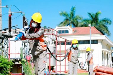 EVNNPC là đơn vị có tổng sản lượng điện thương phẩm cao nhất  EVN