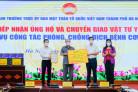 T&T Group trao tặng 1 triệu Bộ Kit xét nghiệm PCR hỗ trợ Hà Nội chống dịch Covid-19