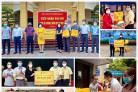 T&T Group trao tặng 3.000 suất quà cho người dân Thủ đô gặp khó khăn do dịch Covid-19