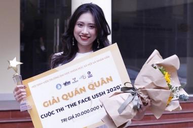 Hành trình đăng quang The Face USSH 2020 của nữ sinh 2002