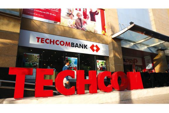 Techcombank huy động Khoản vay hợp vốn nước ngoài trị giá 800 triệu USD