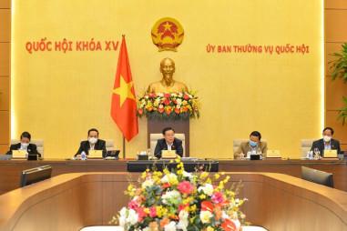 Công tác chuẩn bị cho Kỳ họp thứ Hai của Quốc hội đã hoàn tất