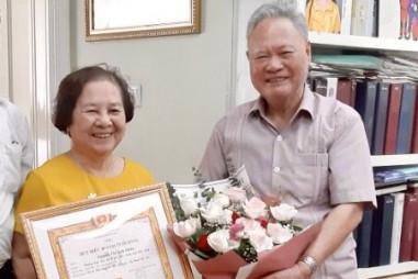 Nhà khoa học Nguyễn Thị Anh Nhân: Cả cuộc đời đam mê, sáng tạo và giàu sáng kiến
